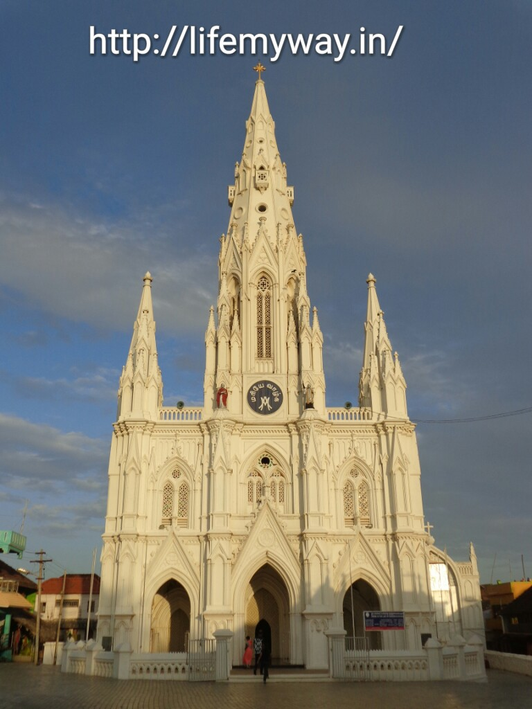 Church in Kanyakumari